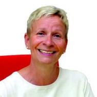 Annette Hegestweiler, Leitung der Psychosozialen Krebsberatungsstelle Sigmaringen, Psychoonkologin (WPO), Dipl. Soz. Päd. (BA)